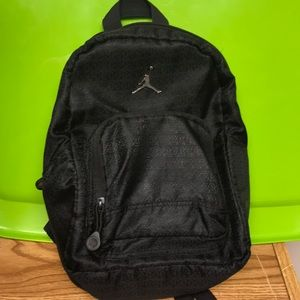 Mini Jordan backpack